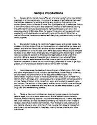 a good thesis statement for a cause and effect essays