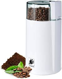 J-Jati Electric Coffee Grinder Mill with Large Grinding ... - Amazon.com