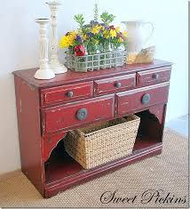 work with what the trash man gave ya sweet pickins furniture brilliant 14 red furniture ideas furniture