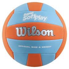 <b>Волейбольный мяч Wilson Super</b> Soft Play