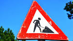 The A13 is closed tonight and across the whole weekend