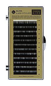 Blink <b>Mink</b> Bandeja <b>Eyelash</b> Extension <b>Lashes</b> D0.20 <b>Mixed</b> 7–14 mm