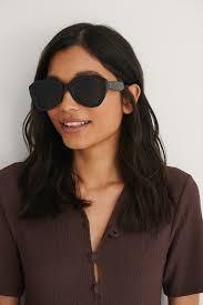 <b>Big</b> Drop <b>Frame Sunglasses</b> Black | na-kd.com