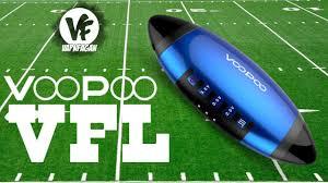 <b>VooPoo VFL POD</b> system - A Football??? - YouTube