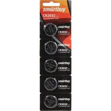 <b>Батарейки CR2032 Smartbuy</b> Lithium Battery CR2032 / 5B 5 шт ...
