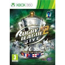[XBOX 360]Rugby League Live 2 World Cup Edition [MULTI][PAL] Images?q=tbn:ANd9GcTrPi165UklyFsyZaK3NxCav0J57kZua0-rr5bTx0avOGxn-SyZ