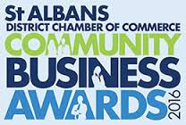 Image result for st albans chamber of commerce new business award