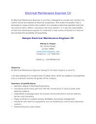 maintenance resume examples  seangarrette comaintenance resume examples  sperson installation and