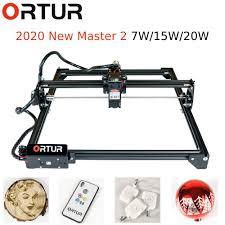 <b>ORTUR Laser Master 2</b> Laser 15W/7W/20W Engraving Cutting ...