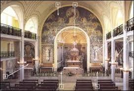 qui avvennero le apparizioni della Madonna alla Santa