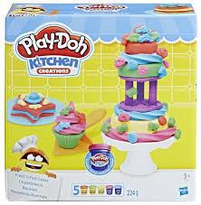 Масса для лепки Play-Doh <b>Набор для выпечки</b> (B9741) — купить ...