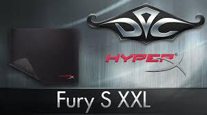 Kingston <b>HyperX Fury S</b> Pro XL. Очень жирно :) - YouTube