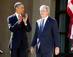 george w bush library dedication