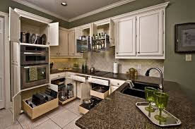 Kitchen Cabinet Slide Out Shelfgenie Los Angeles Pull Out Shelves Kitchen Cabinets Ramsey Interiorsjpg