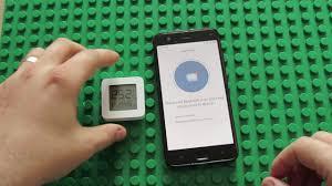 Pairing <b>Xiaomi Mijia LYWSD03MMC Bluetooth</b> Temperature ...