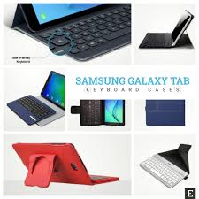 8 best <b>keyboard cases</b> you can use with your <b>Samsung Galaxy</b> Tab ...