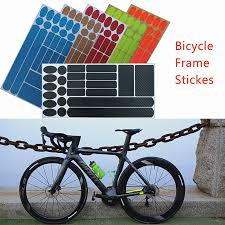 <b>1Pc</b> Bicycle Frame Stickers <b>Bike Chain</b> Protetor Tape MTB ...