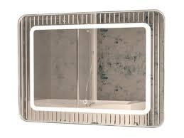 <b>Зеркало Mixline</b> Меридиан 700x700mm LED Backlight 529386 ...