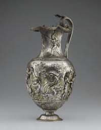 pitcher scenes from the trojan war r st century ad pitcher scenes from the trojan war r 1st century ad silver and