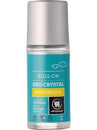 <b>Шариковый дезодорант-кристалл без</b> аромата, 50мл Urtekram ...