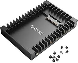 ORICO 2.5 SSD SATA to 3.5 Hard Drive Adapter ... - Amazon.com