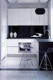 Black White Kitchen Designs Kitchens Black And White Ideas For Modern Kitchen Netkeresetcom