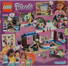 <b>Конструктор LEGO</b> Friends (Подружки) <b>Кондитерская Оливии</b> ...