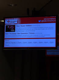 meg stapleton staplemeg twitter me and staplemeg wandered into a live jazz show for bbcradio3 we decided to fill the tweet screen while waiting for the awesome band pic com