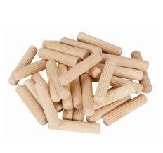 <b>Шканты</b> деревянные 50 шт Wolfcraft 2906000, 2906000 ...