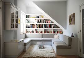 storage solutions living room:  ffbacea  w h b p contemporary living room