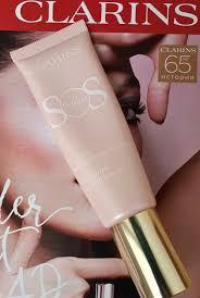 clarins база под макияж корректирующая несовершенства кожи sos primer тон 02 бежевый 30 мл