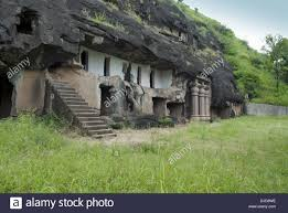 ambika stock photos ambika stock images alamy amba ambika group of caves junnar dist pune general view