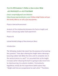 Ib extended essay length
