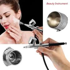 Facial Care Water <b>Oxygen Injection</b> Therapy <b>Spray</b> Instrument Skin ...