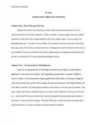 how to mail or e mail a book proposal author author anne annotated table of contents2