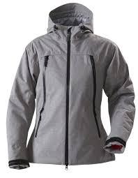 <b>Куртка женская ELIZABETH</b>, <b>серый</b> меланж | Многоформатная ...