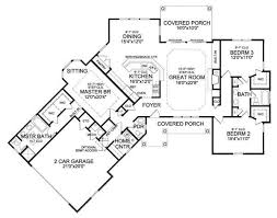 662 best house plans images on pinterest house floor plans Coastal Ranch House Plans craftsman style house plan 3 beds 2 5 baths 2065 sq ft plan 456 coastal ranch home plans
