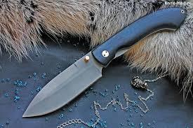 <b>Складной нож</b> Нерпа (накладки граб)