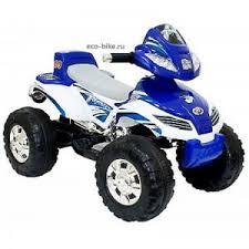<b>Электроквадроцикл</b> JY20A8 <b>River Toys</b> — купить электрический ...