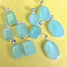 <b>chalcedony</b> pendant products for sale | eBay