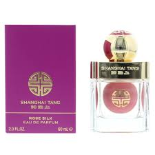 <b>Shanghai Tang Rose Silk</b> Eau De Parfum 60ml Spray For Womens ...