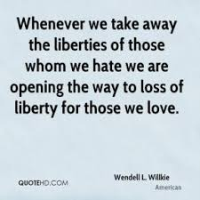 Wendell L. Willkie Quotes | QuoteHD via Relatably.com