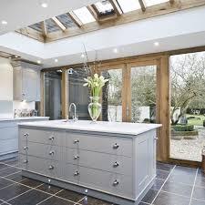 size kitchen conservatory extension