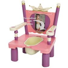 her majesty s throne princess wooden potty chair potty training her majesty s throne princess wooden potty chair