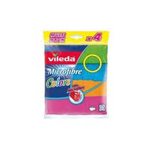 <b>Салфетки Vileda</b> микрофибра <b>Colors</b> купить с доставкой по ...