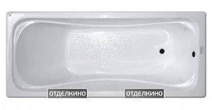 <b>Акриловая ванна Triton Стандарт</b> 170x70 см (комплект) – купить в ...