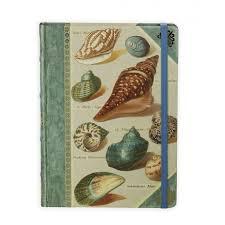 <b>Книга для записей Shells</b> купить с нанесением логотипа оптом на ...
