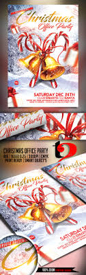 christmas office party flyer by take2design graphicriver christmas office party flyer holidays events