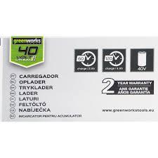 <b>Зарядное устройство Greenworks</b> G40C, 40В в Перми – купить по ...