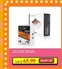 <b>NAOMI NEP 02 Ultimate Drive</b> Effect Pedal for Guitars with True ...
